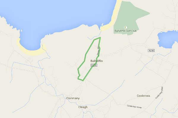 Walk 1 - The Mullagh Way on Google Maps on Google Maps